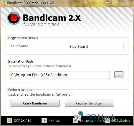 Keymaker для Bandicam скачать бесплатно - фото 8