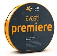 avast! Premier Antivirus + crack до 2050 года