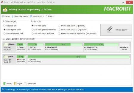 программа для полного удаления файлов