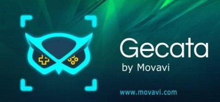 логотип Movavi Gecata