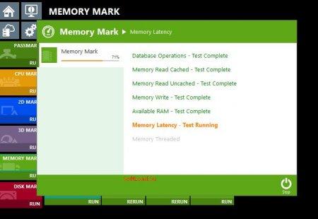 тест оперативной памяти