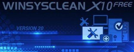 WinSysClean X10
