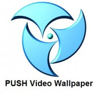 PUSH Video Wallpaper Logo