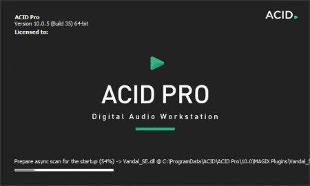 Лого ACID Pro