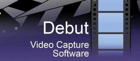 logo Debut Video Capture