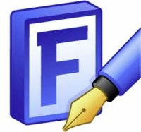 лого font creator