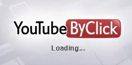 By Click Downloader logo